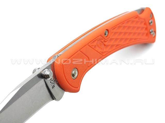 Нож Buck 112 Slim Select Orange 0112ORS2 сталь 420HC рукоять GFN