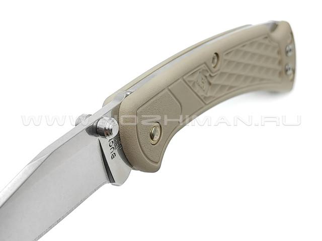 Нож Buck 112 Slim Select Tan 0112BRS2 сталь 420HC рукоять GFN