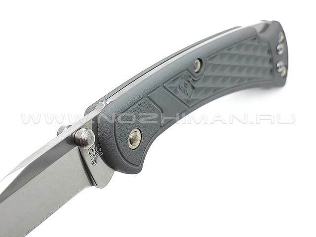 Нож Buck 112 Slim Select Grey 0112GYS2 сталь 420HC рукоять GFN