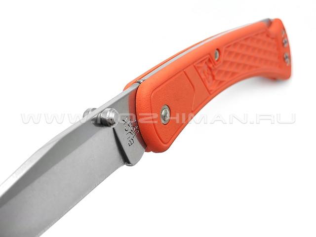 Нож Buck 110 Slim Select Orange 0110ORS2 сталь 420HC рукоять GFN