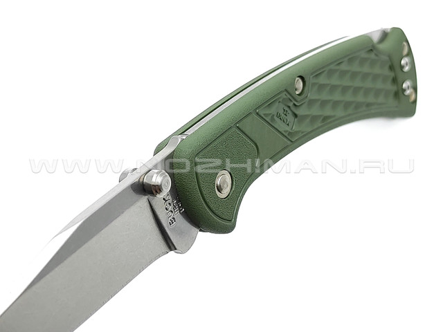 Нож Buck 112 Slim Select OD Green 0112ODS2 сталь 420HC рукоять GFN