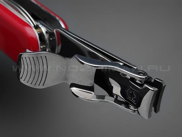 Швейцарский нож Victorinox 0.6463 NailClip 580 Red (8 функции)