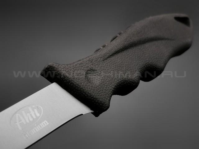 Филейный нож Ahti 170 Titanium 9666A нержавеющая сталь, рукоять резина