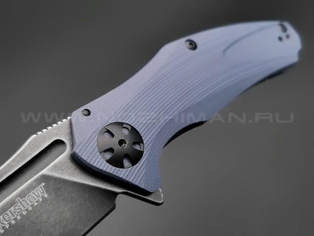 Нож Kershaw Natrix 7007GRYBW сталь 8Cr13MoV blackwash, рукоять G10