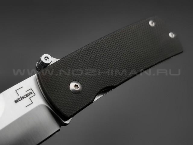 Нож Boker Plus Shamsher 01BO361 сталь D2, рукоять G10 black