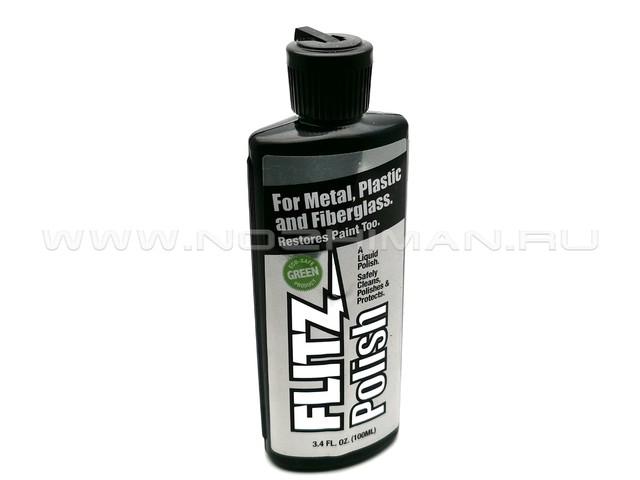 Полировальная жидкость Flitz LQ04535 - 100 мл.