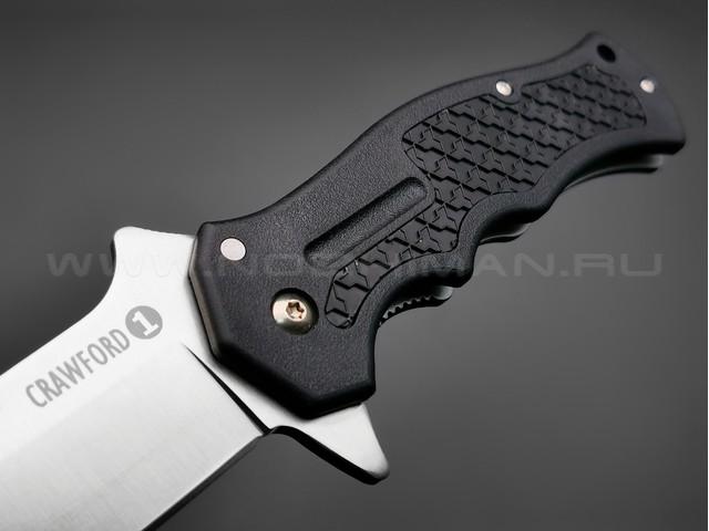 Нож Cold Steel Crawford Model 1 Black 20MWCB сталь 1.4116 рукоять Zy-Ex