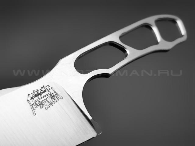"1-й Цех нож ""Мангалойд"" сталь 440C, рукоять сталь"