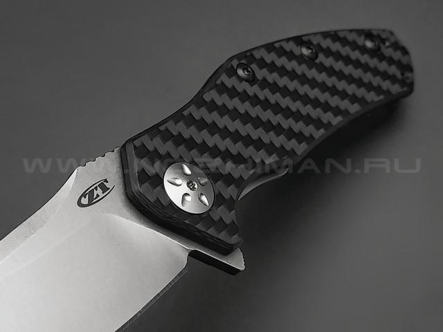 Zero Tolerance нож 0770CF сталь S35VN, рукоять Carbon fiber