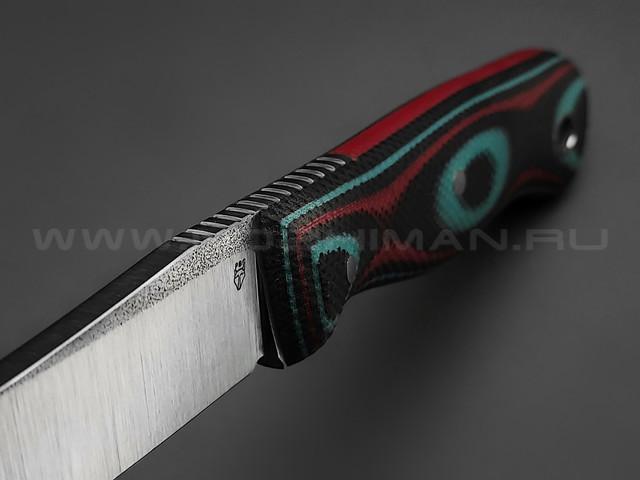РВС нож Волчонок сталь N690, рукоять микарта