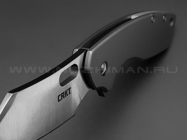 Нож CRKT Pilar Large 5315 сталь 8Cr13MoV, рукоять Stainless Steel