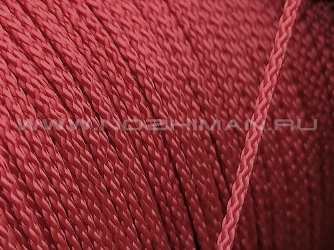 Micro Cord Red