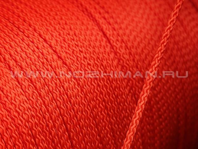 Micro Cord Safety Orange